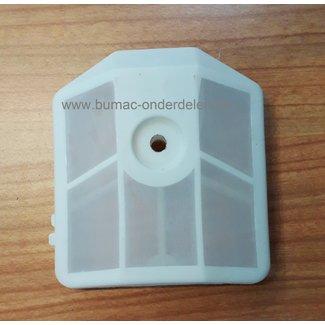 Luchtfilter voor Komatsu - Zenoah Kettingzaag G3800, G4100, G 3800, G 4100