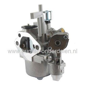 Carburateur voor Robin/Subaru EX27 Motoren met 9 pk en Horizontale Krukas op Generator, Aggregaat, Waterpomp, Tuinfrees, Houtversnipperaar, Vergasser voor ROBIN, SUBARU, Carburator EX-27 Motor