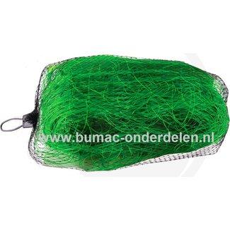 Ondersteuningsnet, 2 x 10  Mtr, Maaswijdte: 20 x 20 cm, groen, Biedt optimale ondersteuning, horizontale toepassing bij liggende planten en verticale toepassing bij hoog opkomende planten zoals bessen  Materiaal: UV-gestabiliseerd polyethyleen,  groen, kl