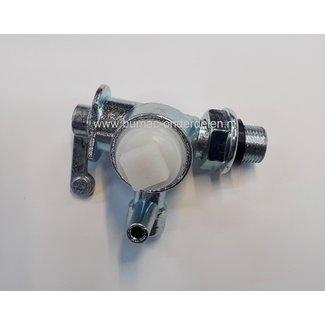 Benzinekraan  voor ROBIN EY20 Motoren, Brandstofkraan op Aggregaat, Trilplaat, Generator, Waterpomp, Tuinfrees, Kart Robin EY 20