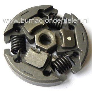 Centrifugaalkoppeling voor Dolmar en Makita Kettingzaag, Motorzaag, Centrifugaal Koppeling voor DOLMAR PS222TH, MAKITA DCS230T, Koppeling PS-222-TH, DCS-230-T