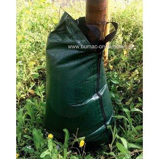 Bewateringszak  75 liter 900 x 520 x 840 Irrigatiezak voor Boomirrigatie Het bespaart zowel watervoorraden als besproeiingstijd.  Effectieve, nauwkeurige waterafgifte direct boven de kluit Te combineren met vloeibare meststoffen Waterafgifte, Waterzak