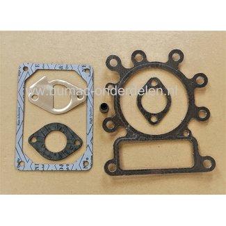 Pakkingsset voor Briggs & Stratton 21- en 28 series Verbrandingsmotor,  Zitmaaier, Tuintrekker, Tuinfrees, Houtversnipperaar