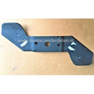 Maaimes 30 cm voor Viking Zitmaaiers, Tuintrekkers MT 6112.0, MT 6112.0 C, MT 6112.0 ZL, Mes