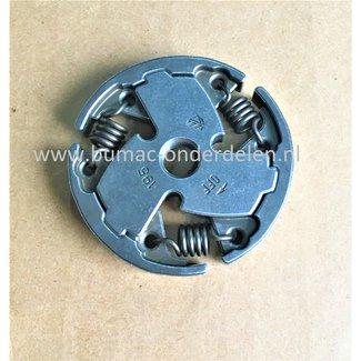 Centrifugaalkoppeling voor Dolmar, Makita Kettingzagen, Motorzagen, PS32, PS35, PS350, PS351, PS420, PS421,  EA3200, EA3201, EA3500, DCS3500, MDE350, DCS3501, MDE354, EA3501, DCS4300, DCS4301, EA4300, EA4301, MDE430