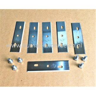 Messenset voor Alko Robot Grasmaaiers, Robolinho E Series, 500E, 700E, Robomaaiers, Maairobots, Robolinho E Series, 500 E, 700 E