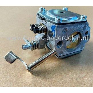 Carburateur Compleet voor HONDA GX100, HDA201, HDA206, HDA227, HDA228, HDA234, HDA235 TYPE WALBRO Motoren op Trilplaat, Generator, Kooimaaier, Tuinfrees, Houtversnipperaar, Waterpomp, Bouwlift, Bobcat, Minikraan, Aggregaat, Hoogwerker, Cart, Veegmachine,
