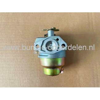 Carburateur Compleet voor HONDA GCV135, GC135, GCV140 Motoren op Loopmaaiers, Tuinfrees, Waterpompen, Carburator