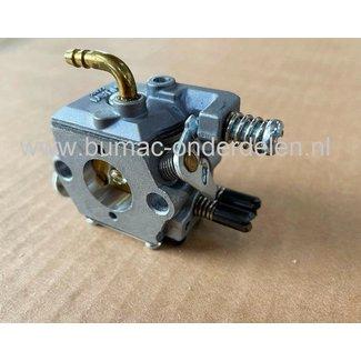 Carburateur Compleet voor ZENOAH KOMATSU G4500, G5200 Motoren op Kettingzagen, Carburator