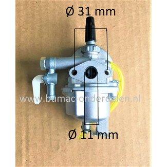 Carburateur voor Kawasaki Bosmaaiers, Strimmers TD40, TD48, Bermmaaiers, Trimmers, Carburetor, Vergasser, TD 40, TD 48