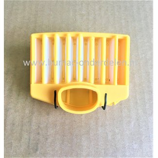 Luchtfilter Husqvarna 365, Jonsered 2065, CS2165 Kettingzaag, Luchtfilters voor HUSQVARNA, JONSERED, MCCULLOCH, PARTNER Kettingzagen, Motorzagen, Lucht Filters, Fijnstoffilters, Fijn Stof Filters voor Motorzagen