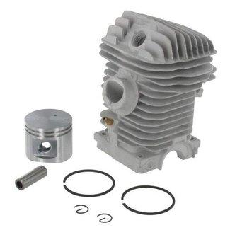Cilinderset STIHL 023 en MS230, Kettingzaag - Motorzaag, Ø 40 mm Cilinder met Zuiger en Zuigerveren Compleet