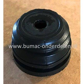 Trillingdemper voor Echo, Shindaiwa Kettingzagen CS-490ES, CS-501SX, CS-501SXH, 491S, 501SX Motorzaag, Benzinezaag Trillingsdemper, Demper, Ophangrubber, Vibratiedemper