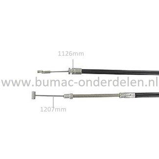 Koppelingskabel voor  HONDA - PUBERT XTREM, UM526 op Loopmaaiers, Grasmaaiers, Benzinemaaiers , Kabel UM-526