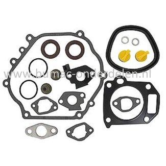 Dichtingset voor Kohler Motoren op Zitmaaiers, Tuintrekkers CH395, Pakkingset, Cilinderpakkingset voor Kohler motoren CH 395