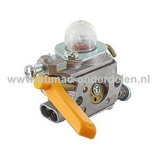 Carburateur HOMELITE, RYOBI voor 25, 26 en 30 cc Carburator voor Bosmaaiers, Trimmers, Motorzeisen, Bladblazers, Blowers, Bladvegers
