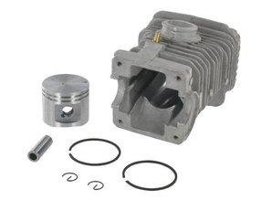 Stihl Cilinder Compleet voor 021 en MS210 Kettingzaag - Motorzaag, Complete Cilinderset met Zuiger - Zuigerveren en Pistonpen