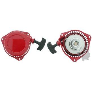 Handstarter Honda met 1 Startpal voor de G100 Motor op Bladblazer – Houtversnipperaar – Kloofmachine – Mechanische Troffel – Kart –Veegmachine – Trilplaat – Tuinfrees – Cart – Hakfrees – Kantensnijder – Kooimaaier - Zodensnijder