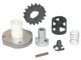 Briggs and Stratton Startmotor reparatie set voor Zitmaaier - Frontmaaier en Tuintrekker.