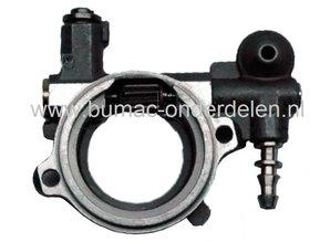 Oliepomp STIHL 024 - 026 - MS240 - MS260, Motorzaag - Kettingzaag, Olie Pomp voor Smering van het Zaagblad, de Zaagketting