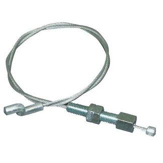 CastelGarden Maaidek lift kabel 63 Cm voor Junior 92 - J92 - XD98 - XD140 Zitmaaier, Frontmaaier, Tuintrekker, Stiga - Mountfield - Dino - Alpina - Castel Garden - Motec - Honda - Viking