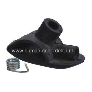 Bougiedop STIHL 2-Takt Diverse Modellen Bladblazer - Kantensnijder - Ruggedragen Bosmaaier - Bosmaaier met Zaagblad - Stok Heggenschaar - Stokzaag - Multitool