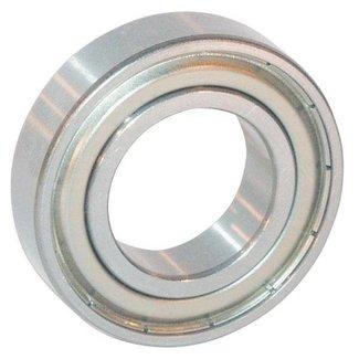 Kogellager 6204 ZZ Tweezijdig metalen afdichting 20x47x14 mm, 6204-ZZ voor Zitmaaiers, Frontmaaiers, Grasmaaiers, Tuintrekkers