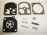 Membraan Reparatie set voor Zama Carburateur op Stihl Kettingzaag, Bosmaaier, Bladblazer, Strimmer en Heggenschaar