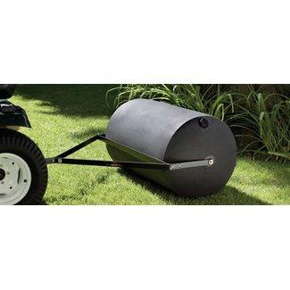 Grasrol - Tuinwals - Gazonrol 124 Cm Werkbreedte achter Zitmaaier - Frontmaaier  of Tuintrekker Degelijke Gazonwals door de Polyethylenen Rol