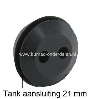 Doorvoerrubber Stiga - Castelgarden Bosmaaier, Bladblazer BJ325 - BJ335 - SB26 - ST26 - ST26J - SB34, SBL260H, Castelgarden BJ335 - XR26 - XB26 - XB26D - XB26J - XB26JD - XB34, XBL260H, Alpina TB26 - TR26 - TB34, BL260H Alpina, Mountfield MBL260H Trimmer