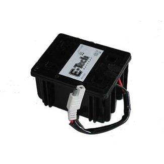 Accu 12 V - 2,5 Ampere Drooggeladen voor Grasmaaier - Grasmachine Battery Gebruiksklaar