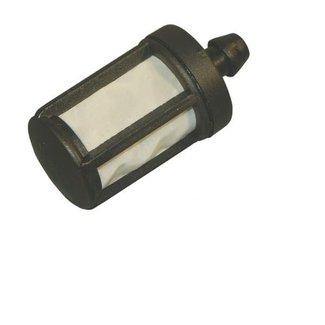 Benzinefilter Aansluiting Ø 6,4 mm geschikt voor 2-Takt Machines zoals Kettingzagen, Bosmaaiers, Heggenscharen, Bladblazers, Kantensnijders, , Stihl Brandstoffilter