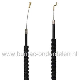Gaskabel STIHL FS90 - FS100 - KM100 - KM110 Bosmaaier - Multitool - Strimmer - Bermmaaier