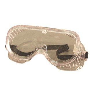 Veiligheidsbril Gesloten Model voor Bescherming van de Ogen tegen Stof tijdens werkzaamheden met Kettingzaag - Bosmaaier - Grasmaaier - Bladblazer - Heggenschaar