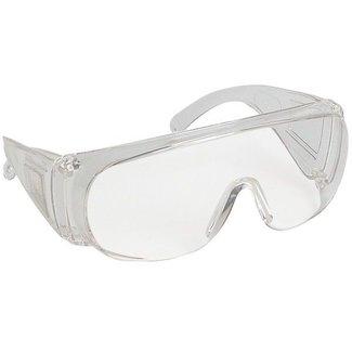 Veiligheids Bril voor het Beschermen van de Ogen tegen Stof en dergelijk tijdens werkzaamheden met de Kettingzaag - Heggenschaar - Bosmaaier - Bladblazer