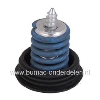 Dolmar Vibratiedemper voor Kettingzaag PS6400 - PS7300 en PS7900, Trillingsdemper - Ophangrubber - Anti Vibratie Demper, DOLMAR - MAKITA Motorzaag - Kettingzaag