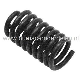Veer Vibratiedemper OLEO MAC Kettingzaag 947 en 952, Anti Vibratie Veer - Trillingsdemper - Vibratie Dempers voor Kettingzagen - Motorzaag