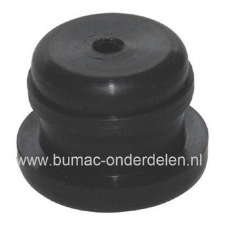 Trillingsdemper TANAKA Kettingzaag ECS320 - ECS330 - ECS415 en ECS655, Vibratiedemper - Ophangrubber - Anti Vibratie Rubber voor Kettingzaag - Motorzaag van Tanaka