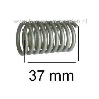 Veer Trillingsdemper STIHL MS270 en MS280 Kettingzaag - Motorzaag, Vibratiedemper - Ophangrubber - Trillingdemper