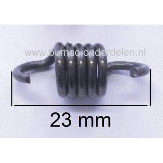 STIHL Koppelingsveer 064 - 066 - MS640 - MS650 - MS660 en TS460, Kettingzaag - Motorzaag - Doorslijpmachine - Bandenzaag - Motorslijper