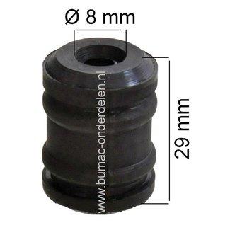 Vibratiedemper STIHL 021 - 023 - 025 - 029 - 039 - MS210 - MS230 - MS250 - MS290 - MS310 - MS390 Kettingzaag, Motorzaag, Trillingsdemper - Anti Vibratie Rubber - Ophangrubber - Vibratie Demper