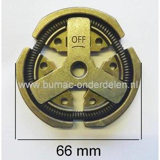Centrifugaalkoppeling Castelgarden XC238 - XC3700, Stiga SP405Q, Mountfield, Alpina, Motorzaag, Kettingzaag, Centrifugaal Koppeling, Castel Garden