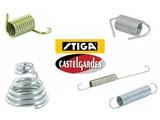 Castelgarden - Stiga - Mountfield - Alpina - Dino