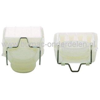 Luchtfilter DOLMAR en MAKITA Kettingzaag DCS6401-20, DCS7301, DCS7901, PS6400, PS7300, PS7900, Motorzaag, Wacker 20 Inch Series