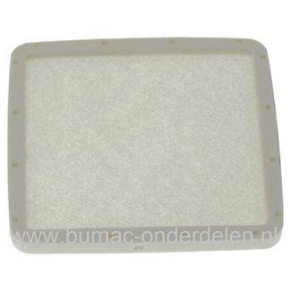 Luchtfilter ECHO CLS5000 - CLS5010 - RM4000 - RM5000 - SRM4000 - SRM5000 Bosmaaier - Strimmer - Bermmaaier - Trimmer, Shindaiwa