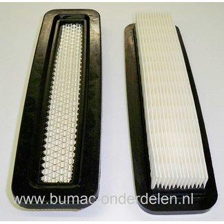 Luchtfilter voor Bladblazers ECHO PB4600 en PB6000, Filters voor Echo en Shindaiwa