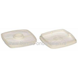 Luchtfilter Echo - Shindaiwa Bladblazers - Bosmaaiers - Heggenscharen, Echo GT2000, GT1100, GT2400, ES2100, EX2400, HC1500, HC2000, HC2400, HC2410