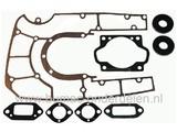 Pakkingset voor Echo CS701SVL - CS601S en CS601SVL Kettingzagen, Set Pakkingen voor Echo en Shindaiwa Kettingzaag - Motorzaag, Diverse Dichtingen voor Echo - Shindaiwa 2 Takt Motoren