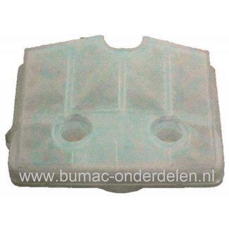 Luchtfilter voor DOLMAR PS6000 & PS6800 Kettingzaag, Dolmar - Makita Luchtfilters, Fijn Stof Filters voor Kettingzagen - Motorzagen, Lucht Filters