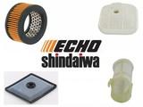 Echo - Shindaiwa Luchtfilters voor Kettingzaag, Motorzaag.